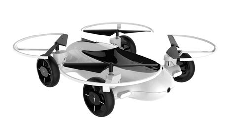 sharper image rechargeable fly drive car drone groupon
