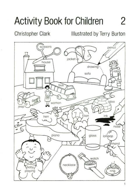 Children S Book 2 oxford activity books for children book 2