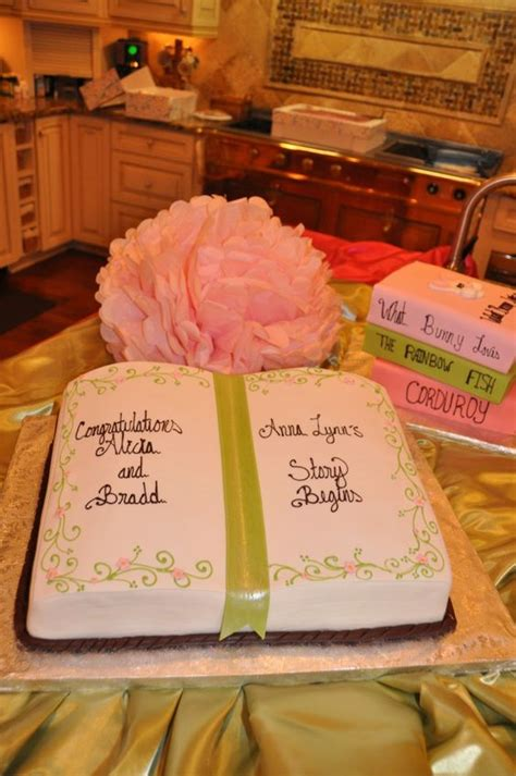book themed baby shower decorations the world s catalog of ideas