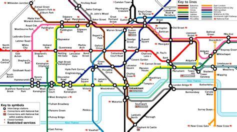 underground rail map map of underground pictures