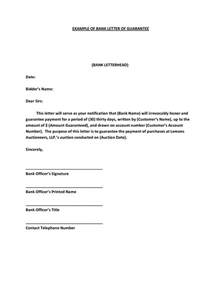 Withdrawal Of Guarantee Letter Cover Letter For Customer Service Teller