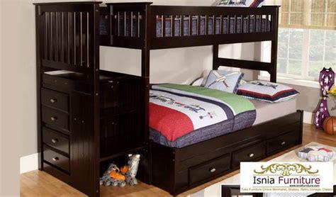 Ranjang Besi Paling Murah tempat tidur tingkat anak kayu jual ranjang tidur