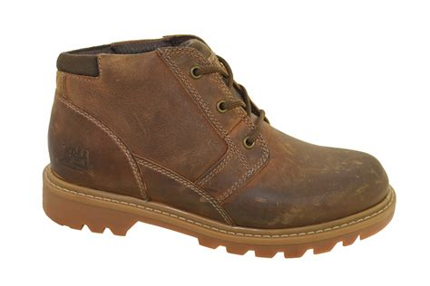 caterpillar s graft casual boots brown style 714966 ebay