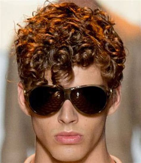 curly hairstyles  men mens hairstyles haircuts