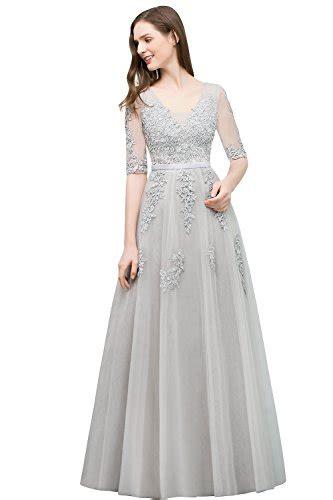 swing hochzeitskleid abendkleider misshow in silber f 252 r damen