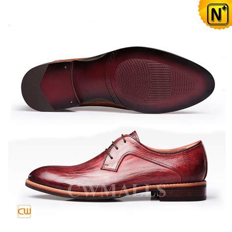 Handmade Dress Shoes - handmade leather oxfords dress shoes cw716247