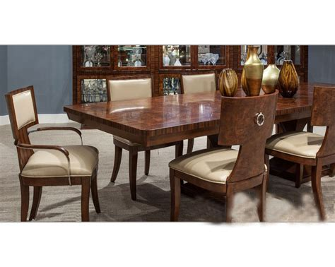 aico dining room furniture aico dining room set cloche ai 10002tb 32set