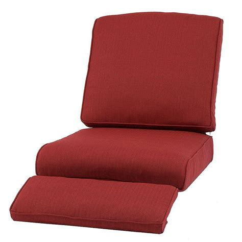 recliner seat cushion martha stewart living patio furniture miramar ii lounge