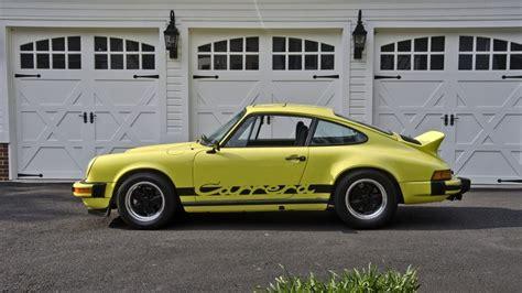 Porsche 911 Carrera 1974 by 1974 Porsche 911 Carrera F163 Monterey 2014
