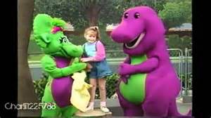 Barney And Friends My Familys Just Right For Me Part 3 Hd