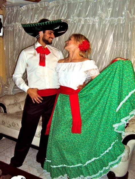 s day couples mexican s day costume creative