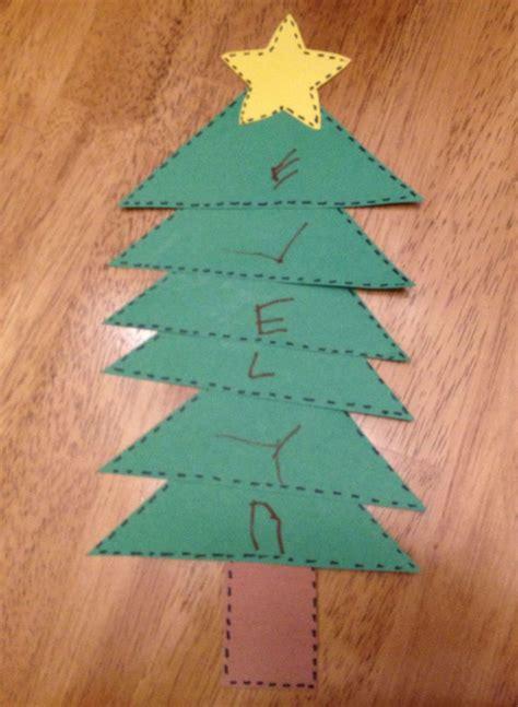 christmas tree pattern preschool preschool craft christmas tree arts and crafts for kids