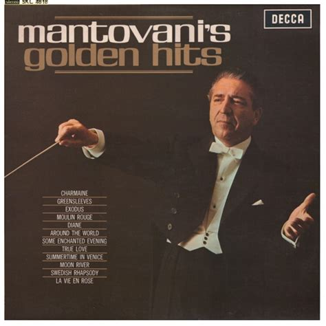 mantovani orchestra mantovani and his orchestra mantovani s golden hits at