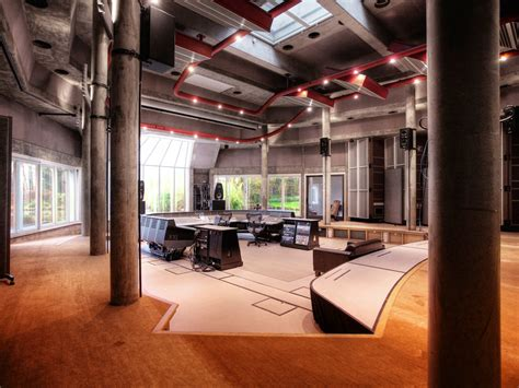 big room studios striking a chord recording studios that sync design and function