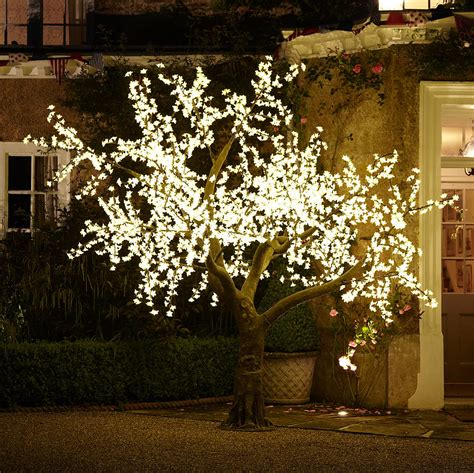 Attractive Pink Led Christmas Tree Lights #8: Original_illuminated-decorative-led-tree.jpg