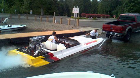 boat launch r lake tapps 2012 seadoo at the boat launch and jet boat
