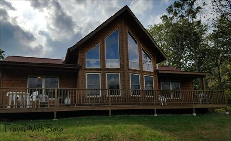 Cabin Getaways Midwest by Cedar Lodge Luxury Cabins In The Midwest Travel