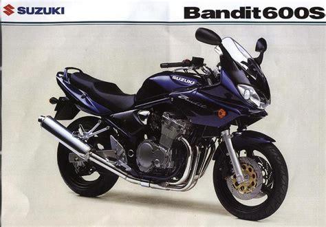 Bandit Suzuki 600 2003 Suzuki Gsf 600 S Bandit Moto Zombdrive