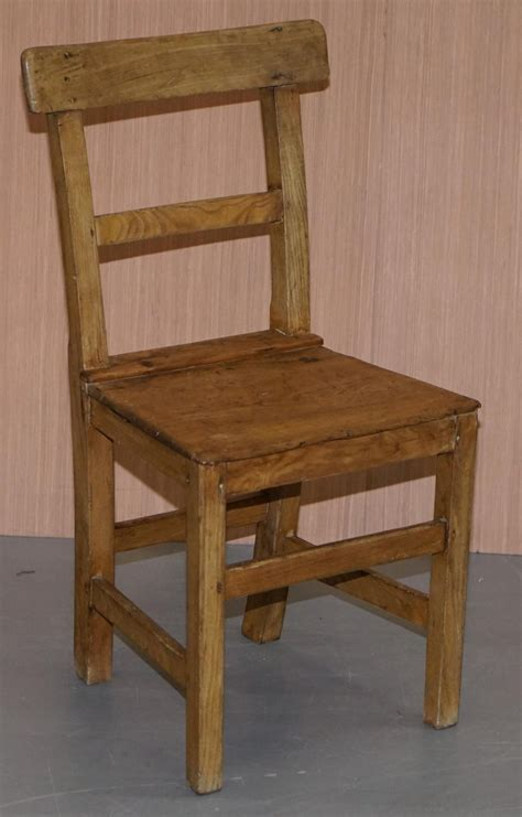 set   victorian elm  oak dining room chairs