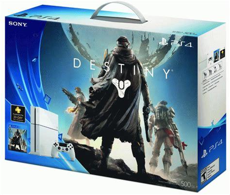 console bundle ps4 destiny white console bundle playstation 4