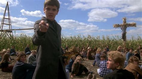 Children Of The says children of the corn runaway coming in early