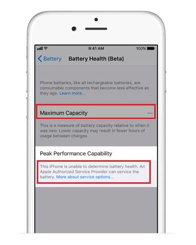 iphone battery health how to check your iphone battery health with ios 11 3