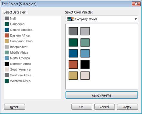 tableau custom color palette tableau custom color palette tableau expert info how to