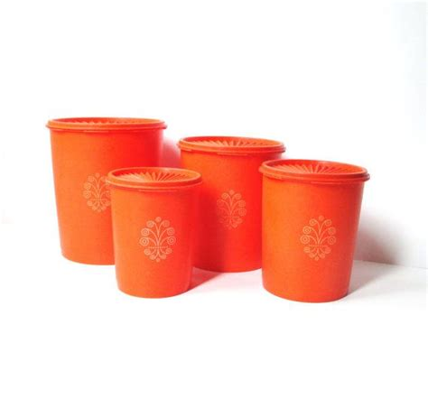 orange kitchen canisters 77 best images about orange kitchen decor on pinterest