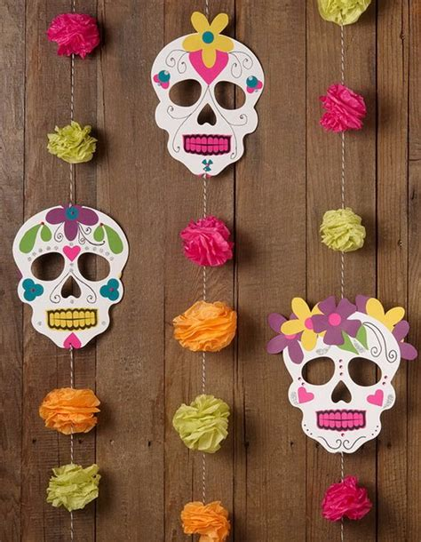 Day Of The Dead Mexican Crafts And Activities Family