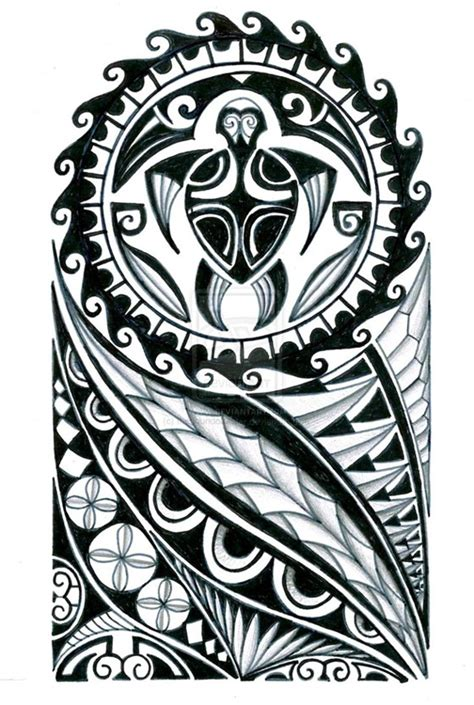 vanuatu tattoo designs 48 coolest polynesian designs