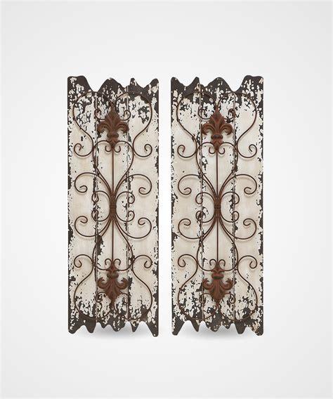 apliques decorativos de pared apliques de pared metal