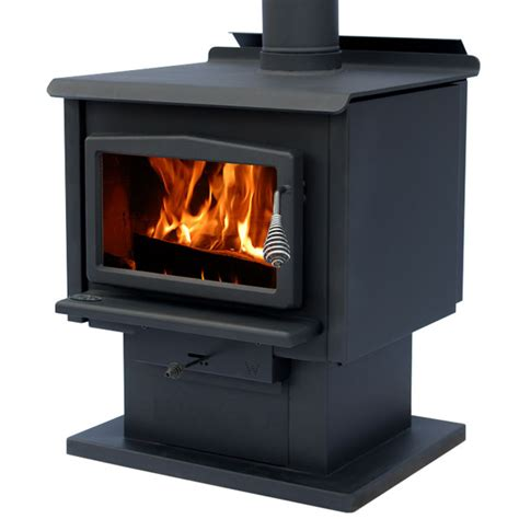 Wetback Fireplace by Osburn 1600 Mk2 Clean Air Wood With Wetback