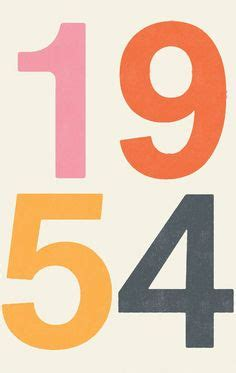 designspiration numbers symbols and numbers on pinterest typography numbers