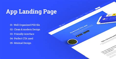 themeforest app landing page app landing page by shohag4y themeforest