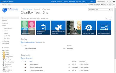 top news sites archives xadeecom top website lists sharepoint 2013 for collaboration clearbox consulting