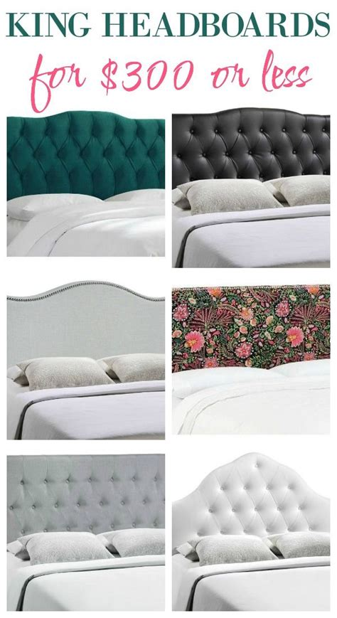 cheap king size headboards only 25 best ideas about cheap king size beds on pinterest