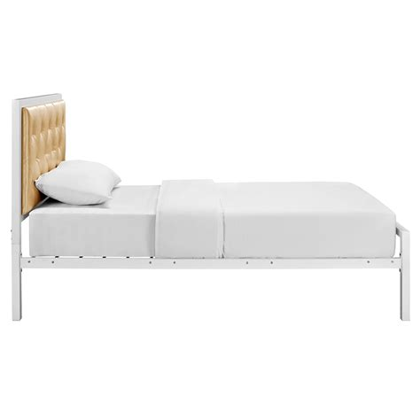 bed side view modern kids beds myles chagne twin bed eurway
