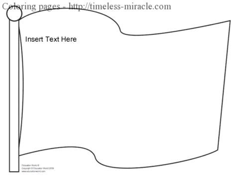 Usa Flag Template Timeless Miracle Com Flag Template