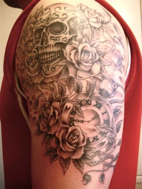 quarter sleeve tattoo ideas for guys tattoos pinterest