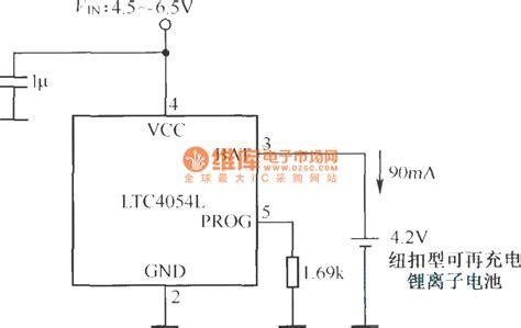 rechargeable battery circuit diagram button type rechargeable lithium ion battery charging