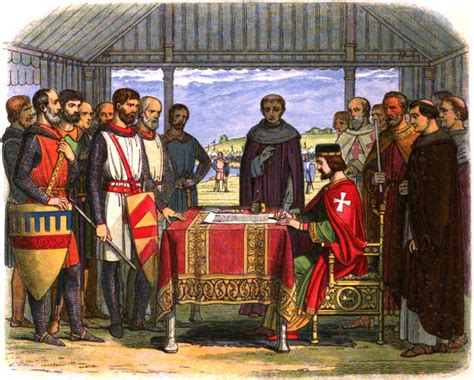 people and places downfall of european royalty one hundred years ago magna carta 15th june 1215