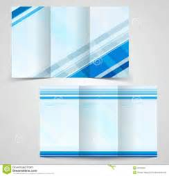 two fold brochure template free tri fold business brochure template two sided template