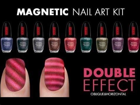 nail art kit tutorial tutorial pupa magnetic nail art kit youtube