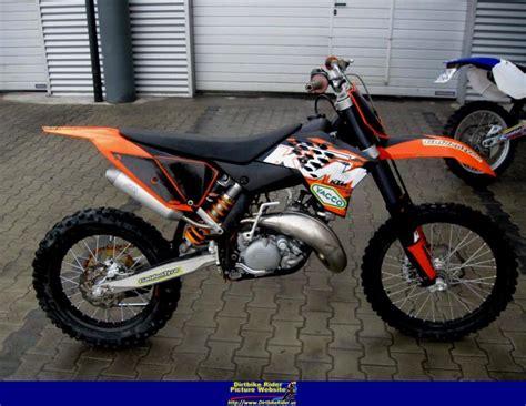 2008 Ktm 125sx 2008 Ktm 125 Sx Moto Zombdrive