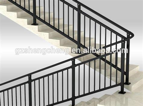 Safety Handrails For Stairs Direct Manufacturer Used Wrought Iron Stair Railing Safety