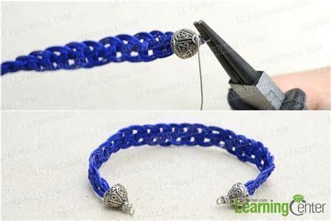diy braided bead bracelet how to make braided bead bracelet delicate braided