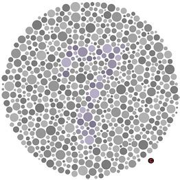 blue color blindness new outlook for colorblindness wsj