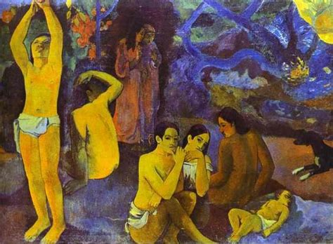 gauguin by himself by the narcissist who painted himself as a yellow christ cultura colectiva