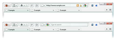 Firefox Search Address Bar Talk Firefox 4 0 Windows Theme Mockups Mozillawiki