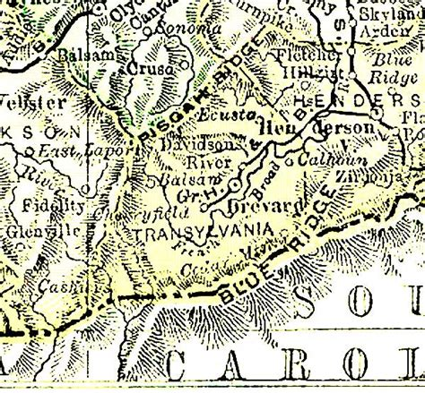 Transylvania County Records Transylvania County Carolina Ancestral Trackers